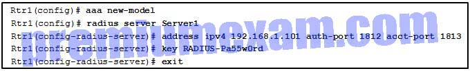 Implementing Network Security ( Version 2.0) – CCNAS Chapter 3 Exam Answers 2019 02